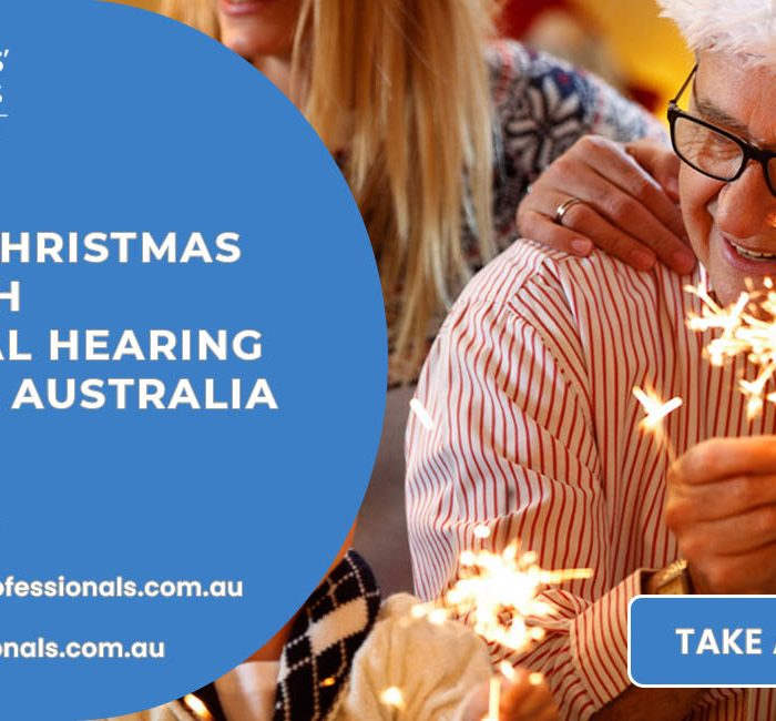 Make your Christmas merrier with professional hearing aid services Australia