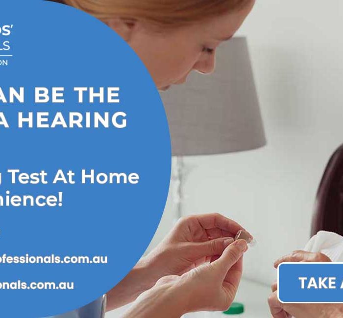Tinnitus Can Be The Effect Of A Hearing Loss. Take A Hearing Test At Home At Your Convenience!
