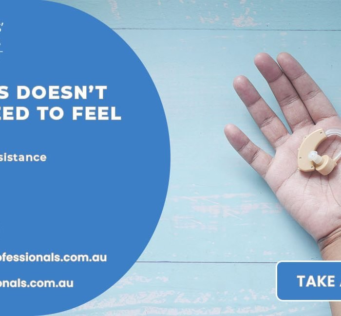 Hearing Loss Doesn't Mean You Need To Feel Isolated. You Can Always Find Assistance And Comfort Here
